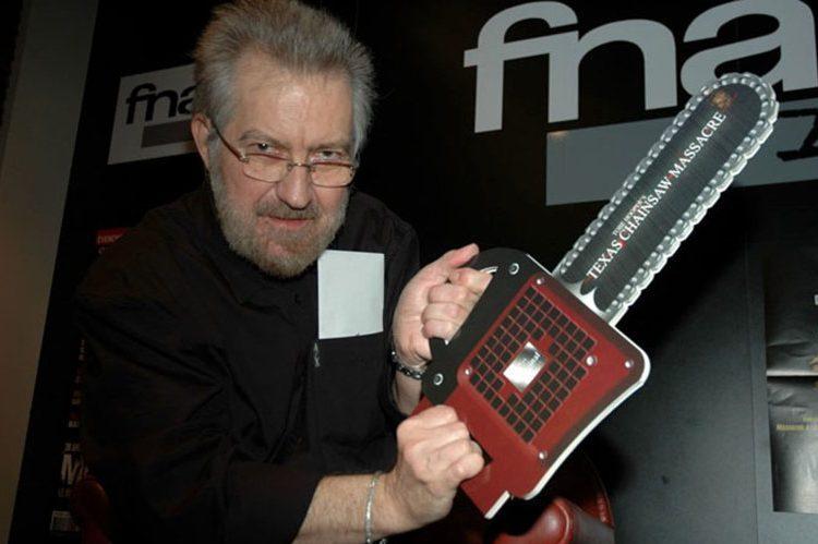 Legendary Director Tobe Hooper Passes Away