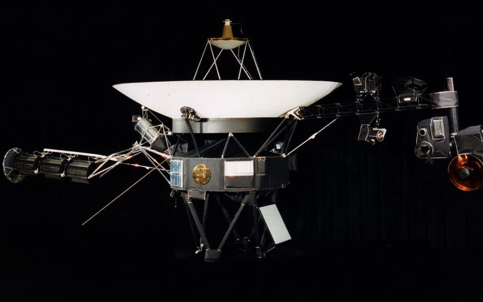 You Can Now Vote For The Birthday Message NASA Will Send To The Voyager Craft