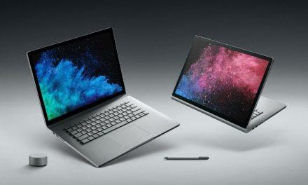 Microsoft Jumps the Gun, Announces Surface Book 2