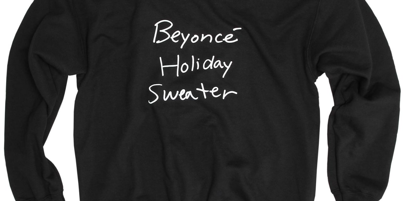 Beyoncé Launches Her New Holiday Catalog