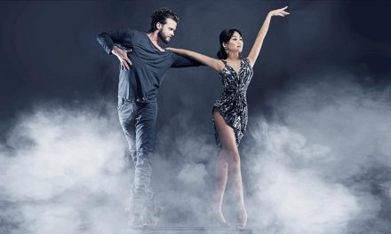 In Step: Notes on Dance From A Professional Power Couple