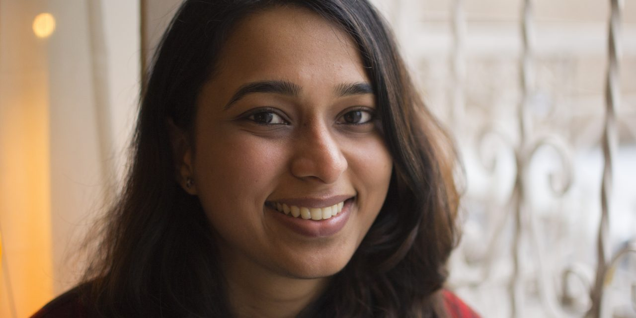 From Pen and Paper to the Big Screen: an interview with Vidhya Iyer