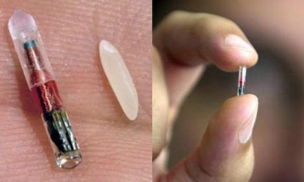 Thousands of People in Sweden Embed Microchips Under Skin