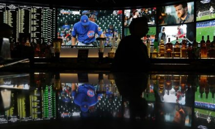 United States Supreme Court Strikes Down Sports Gambling Ban