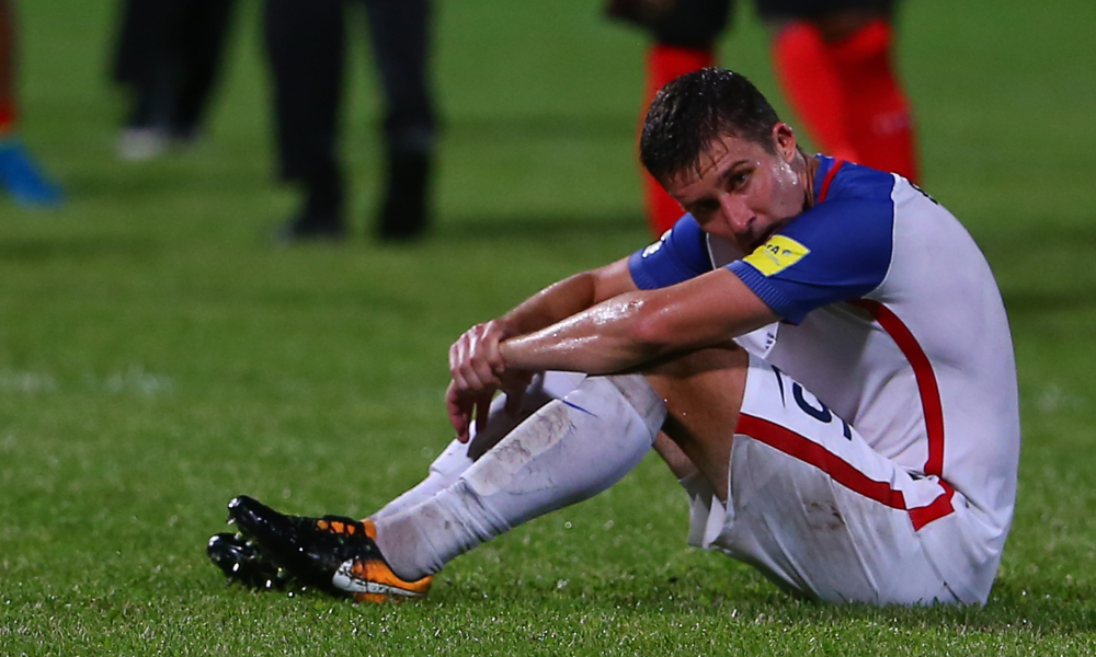 US Soccer: World Cup Woes Need to Motivate Moving Forward