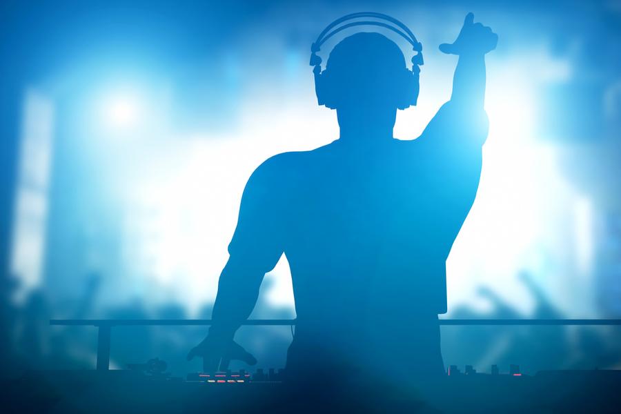 DJ Visuals Software