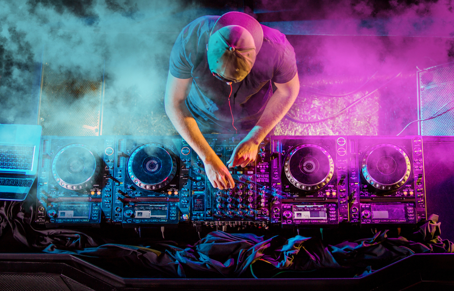 the best DJ Visuals Software