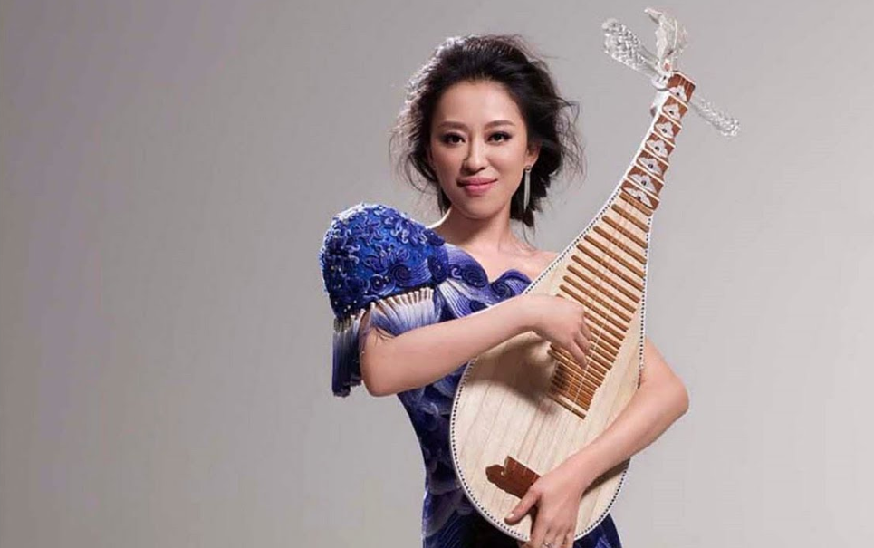 Renowned Pipa Player Zhao Cong Discusses the Future of Chinese World Music