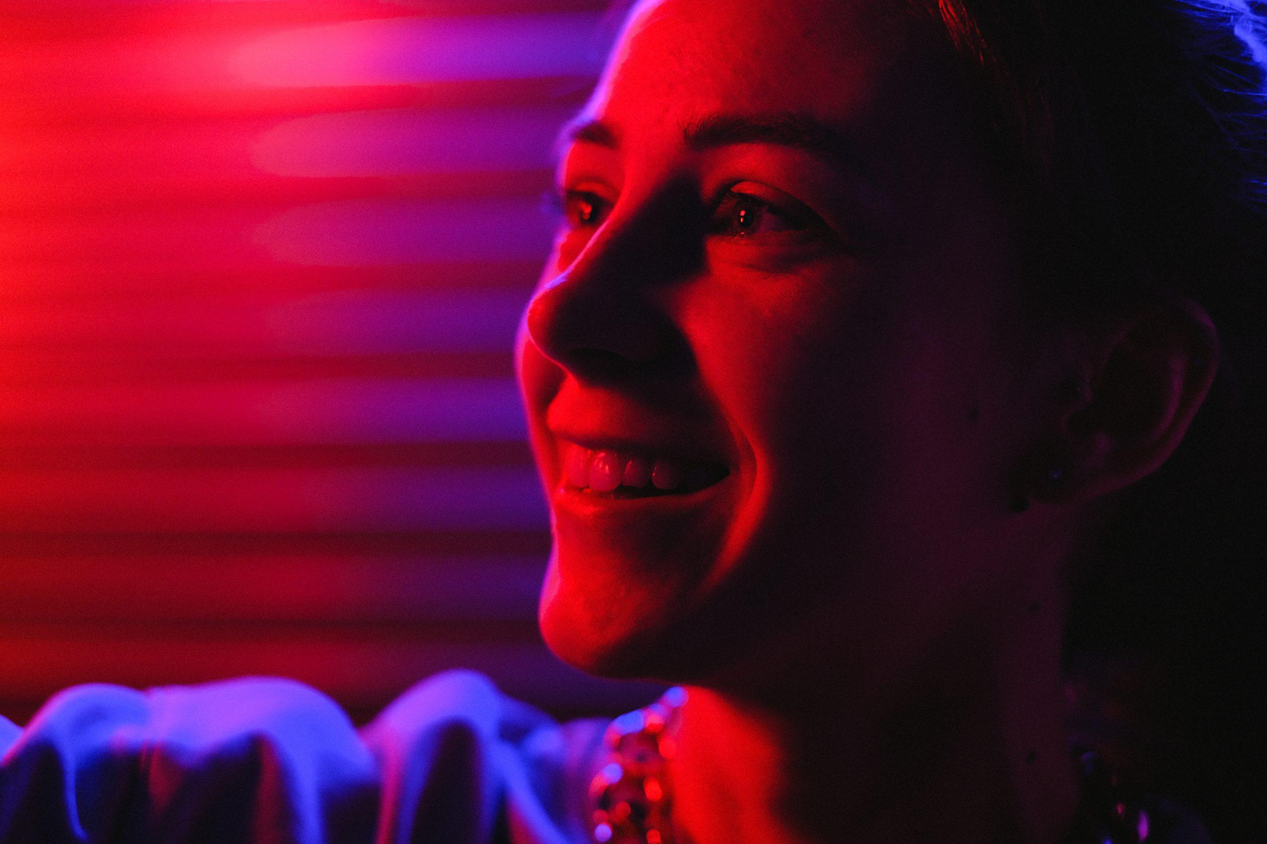 Light people woman festival
