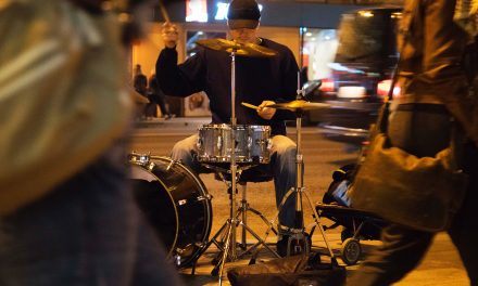 Why Drummers Cross Hands