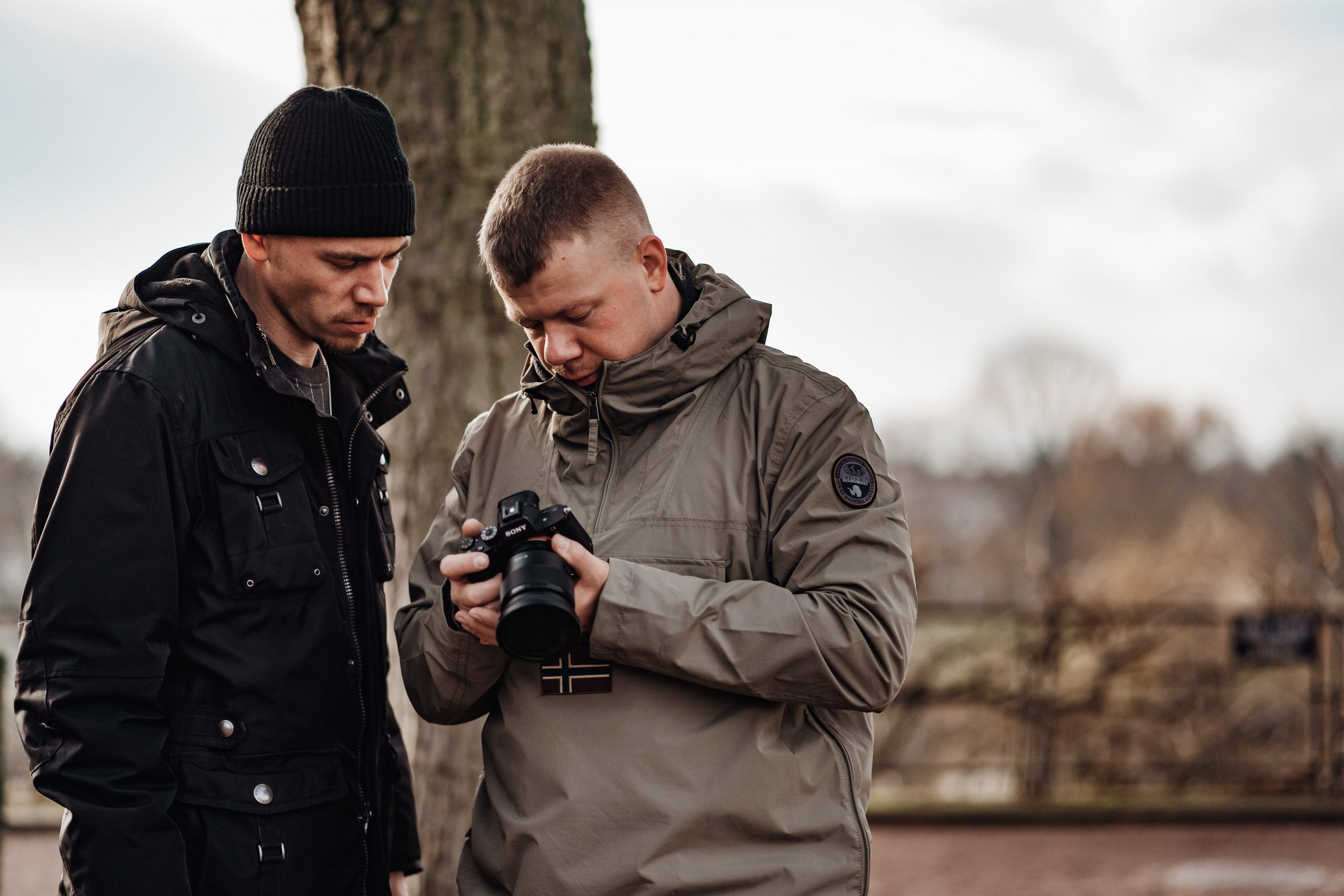 ACTION! - Behind The Scene ''Schatten des Licht'' from Pascal Views