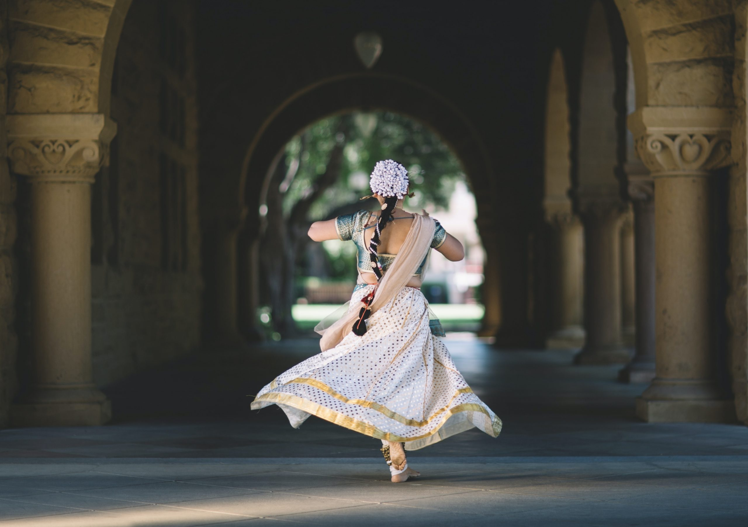 In ancient northern India, Kathakas communicated stories from the great epics and ancient mythology through dance. Characterized by intricate footwork and precise rhythmic patterns, Kathak is one of the most complex Indian classical dance. Had privilege to experience it in real through a close friend of mine.