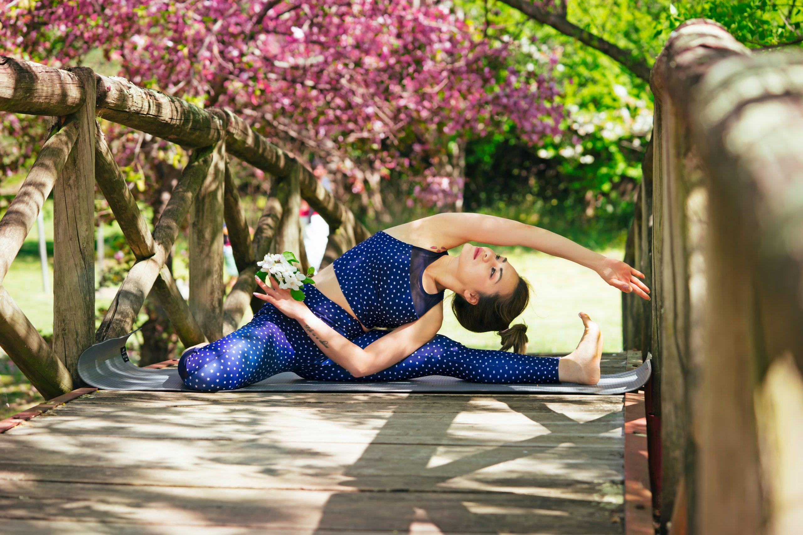 Yoga beautiful